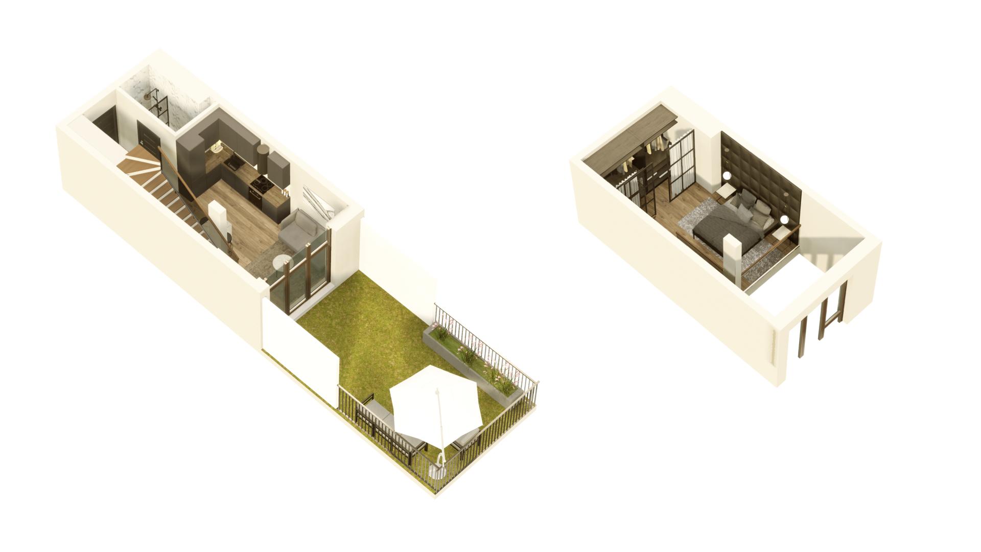 GARDINO PARK Mieszkanie 10 3D