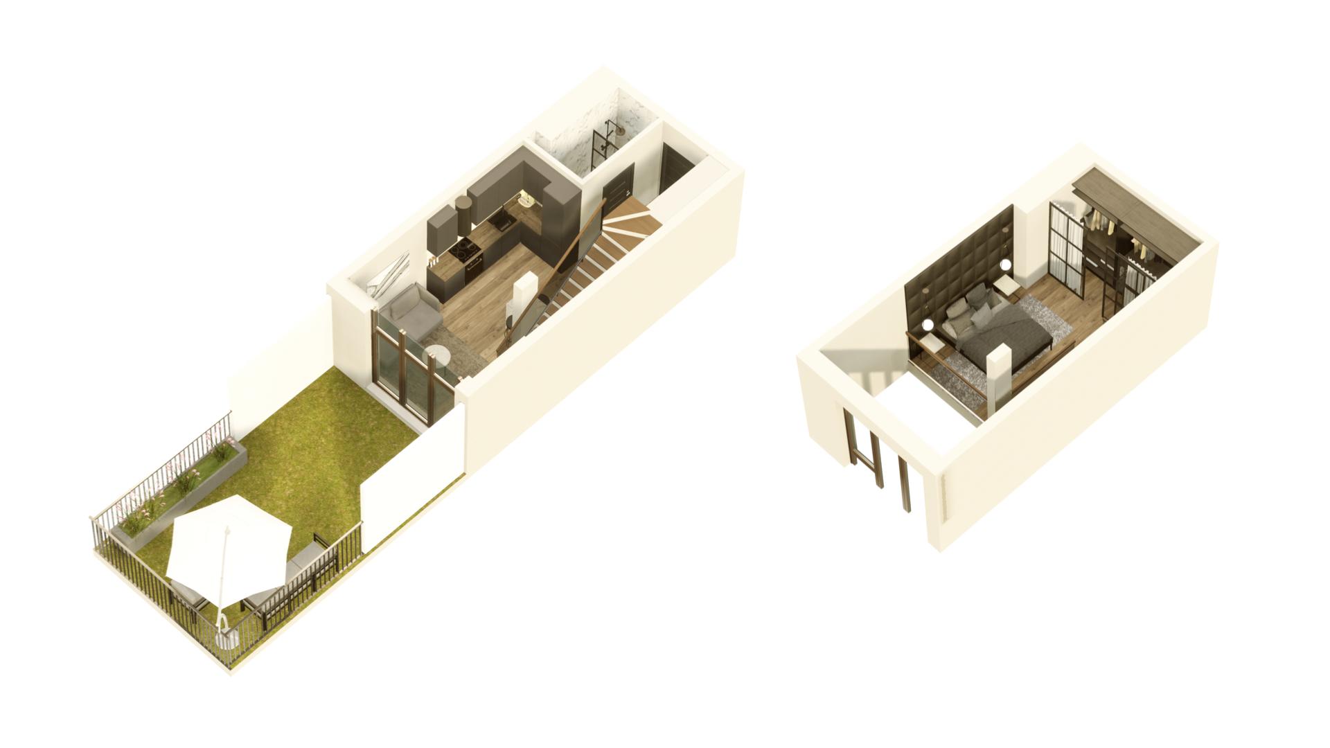 GARDINO PARK Mieszkanie 12 3D
