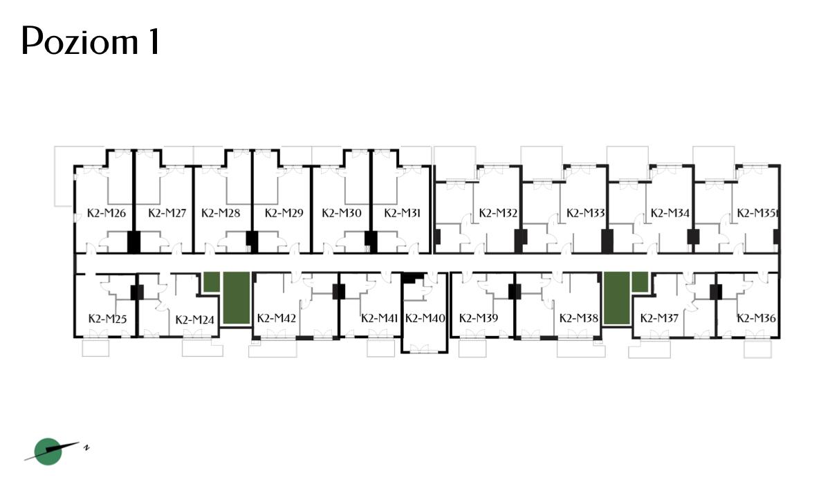Gardino Park - 1 piętro